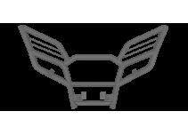 Бампер передний CFMOTO X8 (2012-) (ATV IRON)
